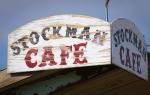 Stockman Cafe, Rapelje, MT