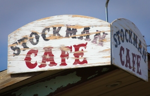 Stockman Cafe, Rapelje, MT