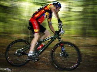 maine mountain biking cycle bicycle dirt trail race bradbury pan blur speed fast rock