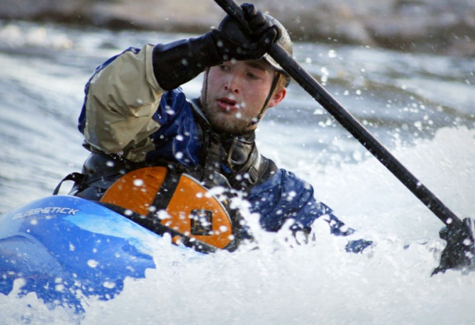 missoula montana mt brennan's wave city play kayak boat rapids paddle river stream clarks fork